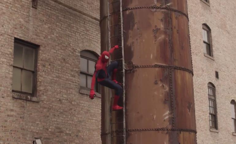 Gerçek hayatın Spider-Man'i