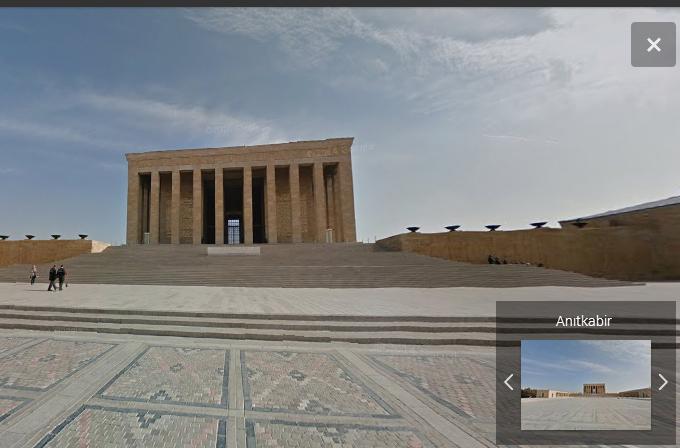Google, 'StreetView Special Collect' ile Anıtkabir'in kapılarını dünyaya açıyor