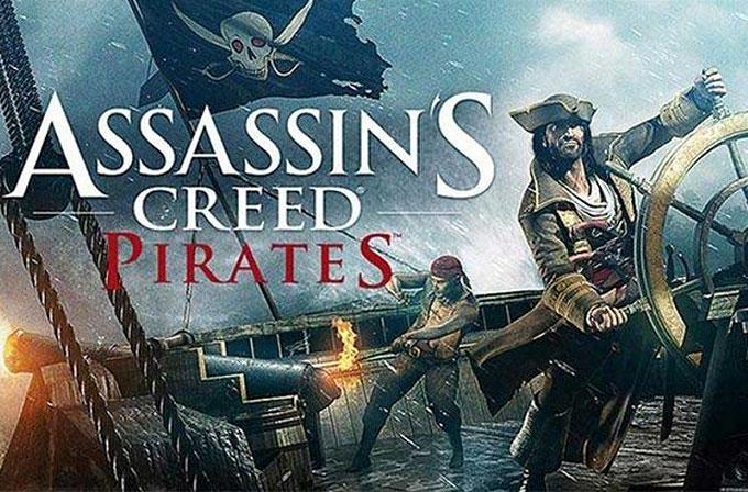 Assassins Creed: Pirates artık tarayıcı üzerinden oynanabiliyor