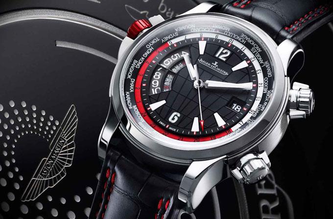 Aston Martin otomobillerine özel saat