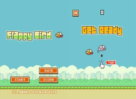 Flappy Bird geri dönüyor