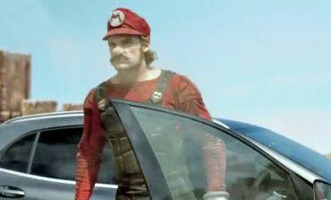 Super Mario, Mercedes'in yeni reklamında (VİDEO)