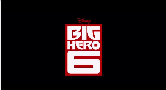 Video: Disney'in yeni animasyonu Big Hero 6'nın fragmanı yayınlandı