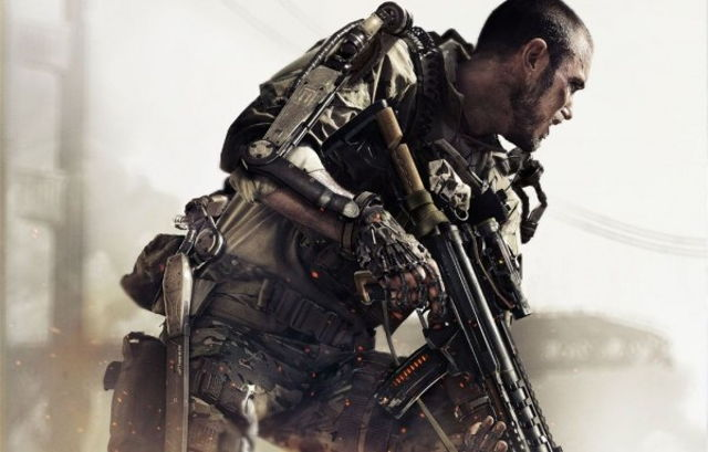 call of duty - advanced-warfare