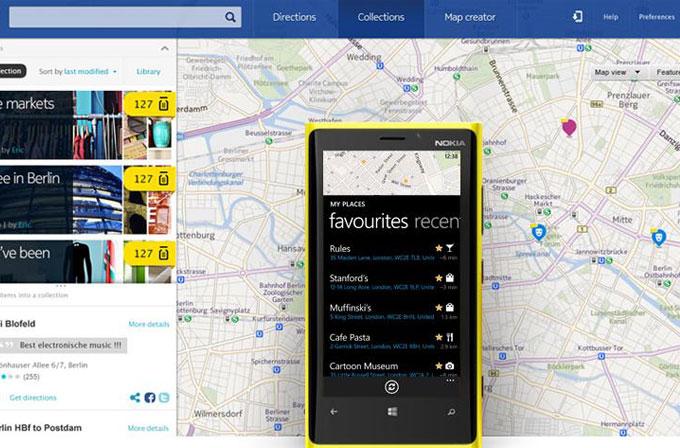 Nokia HERE uygulamalarını iOS ve Android'e mi getiriyor?