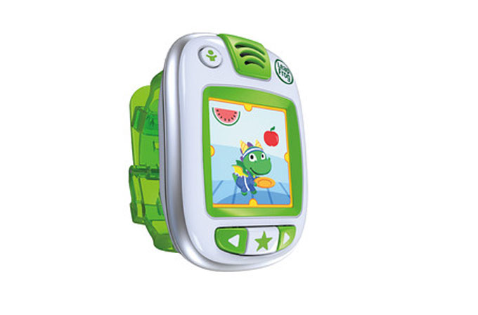 Çocuklar için giyilebilir teknoloji: LeapBand