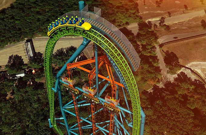 Galeri: Bu yaz açılacak müthiş Rollar Coaster'lar