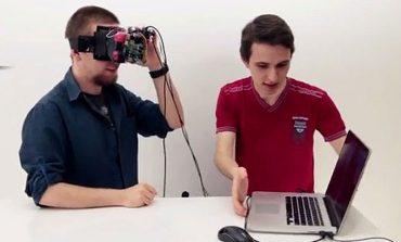 Video: Kendi sanal gerçeklik gözlüğünü yapan Ahmet Yıldırım ile konuştuk