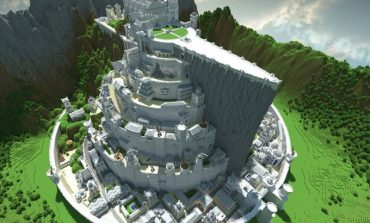 Galeri: Minecraft'ta inşa edilmiş muhteşem yapılar