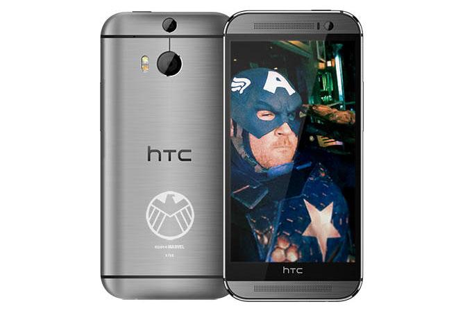 HTC One M8'in S.H.I.E.L.D versiyonu ortaya çıktı