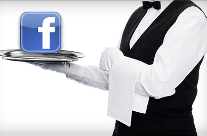 Facebook'ta artık restoran menülerini görebileceğiz