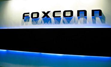 Foxconn nisan ayını düşüşle kapattı