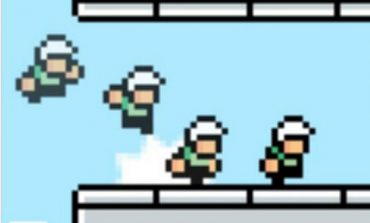 Flappy Bird'ün yaratıcısı yeni oyununu ucundan gösterdi