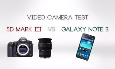 Galaxy Note 3, Canon EOS 5D Mark III'e karşı!