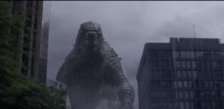 Godzilla'nın yeni fragmanı yayınlandı