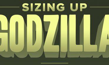 Görsel: Ünlü Godzilla yıllar içinde nasıl da büyüdü