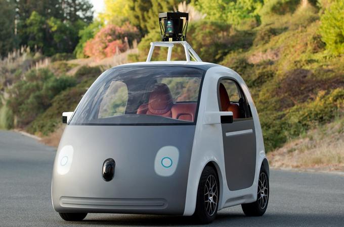Video: Google, kendi kendine giden araç icat etti