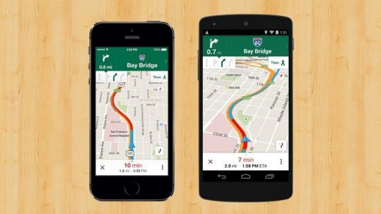 google-maps-lane