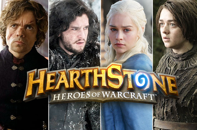 Galeri: Game of Thrones karakterleri Hearthstone'a gelseydi…