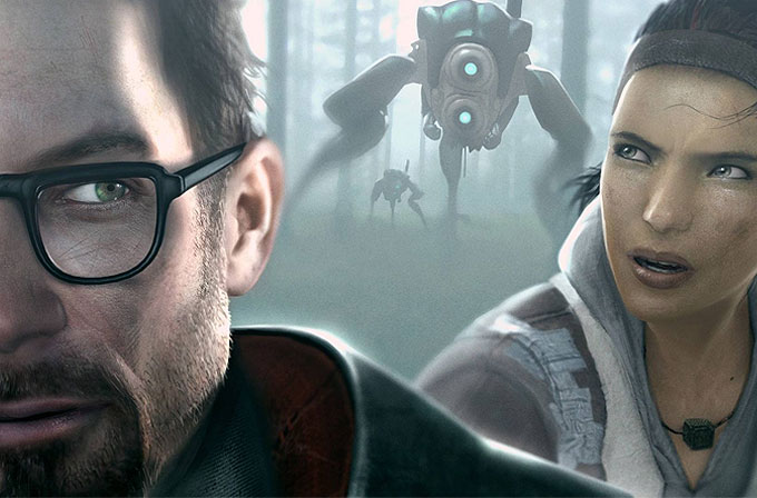 Half-Life 2 ve Portal, NVIDIA Shield'a geldi