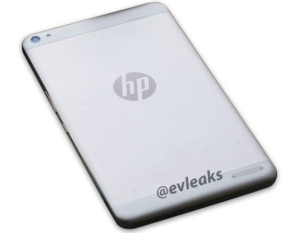 HP'nin yeni Android tabletinden ilk görüntüler