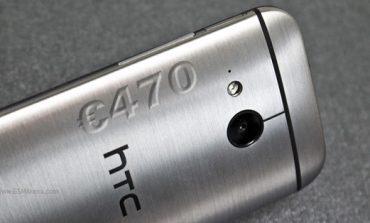 HTC One mini 2'nin Avrupa fiyatı biraz daha belirginleşti