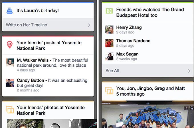 Facebook'un iOS uygulamasına yepyeni bir özellik geliyor
