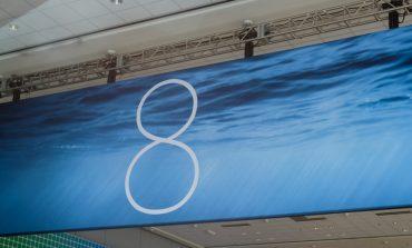 Apple, iOS 8 için heyecanlı