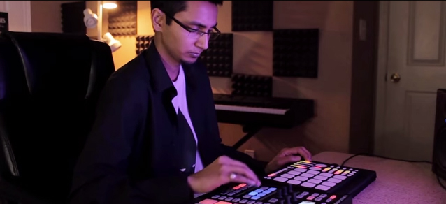 Video: iPhone melodilerinden dubstep yaptı