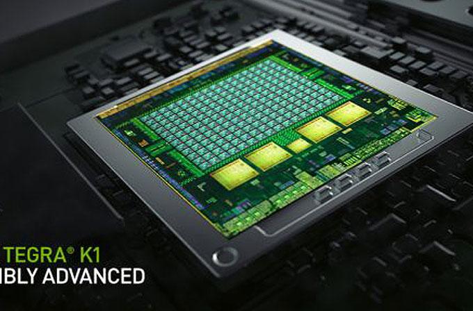 Mobil işlemcileri yeni kralı: Tegra K1