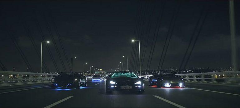 Video: İşte Japonya'nın modifiye  Lamborghini'leri