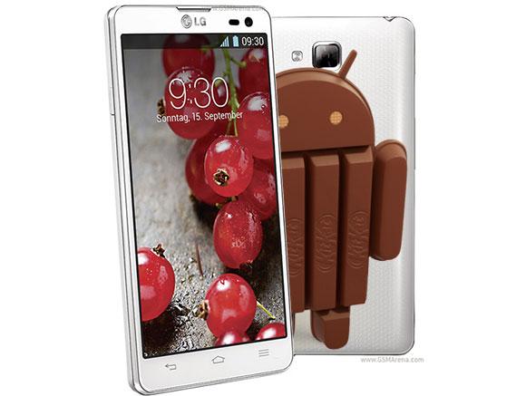 LG eski telefonlarında Jelly Bean'i es geçti