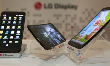 LG, QHD ekranı 6 inçe büyütüyor!