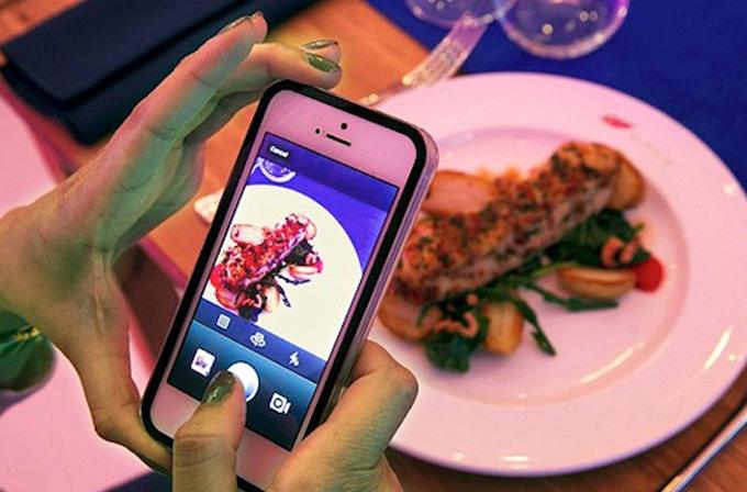Bu lokantada hesabı Instagram paylaşımları ile ödüyorsunuz