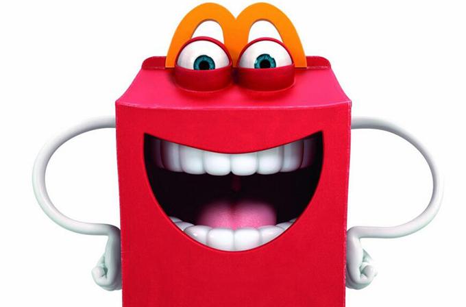 McDonald's'ın yeni maskotu çocuklara kabus oldu!