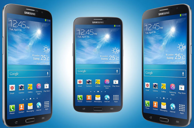 Galaxy S5 ailesine bir dev geliyor