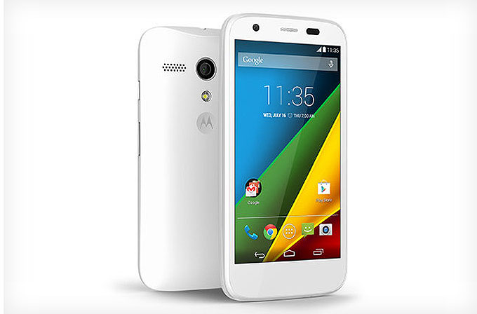Motorola'dan cep yakmayan akıllı telefon:  Moto E