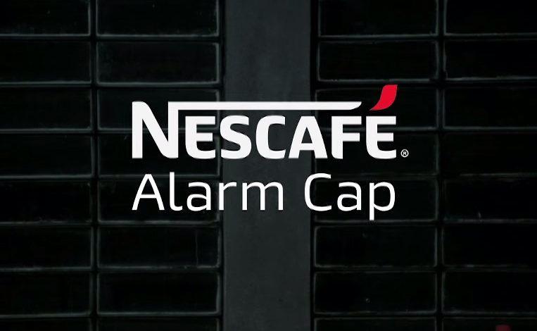 Video: Nescafe'den sizlere kahve koklatan alarmlı saat