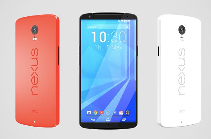 Galeri/Video: Nexus 6'nın konsept tasarımı gözüktü