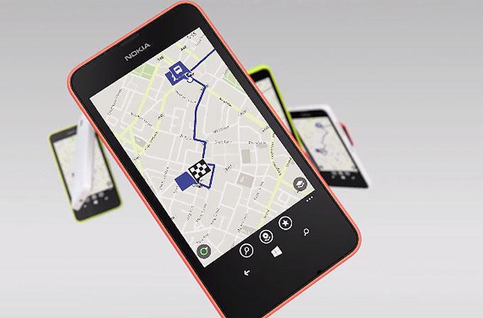 Lumia 635'e yeni reklam