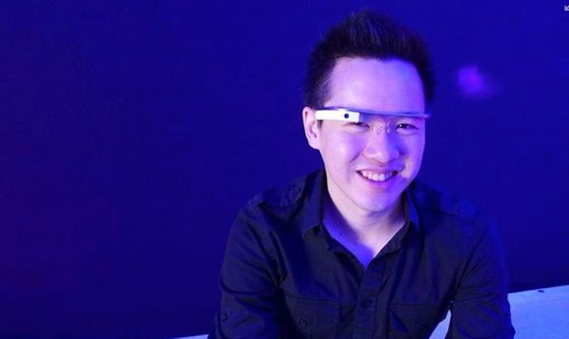 oculus rift - adrian wong