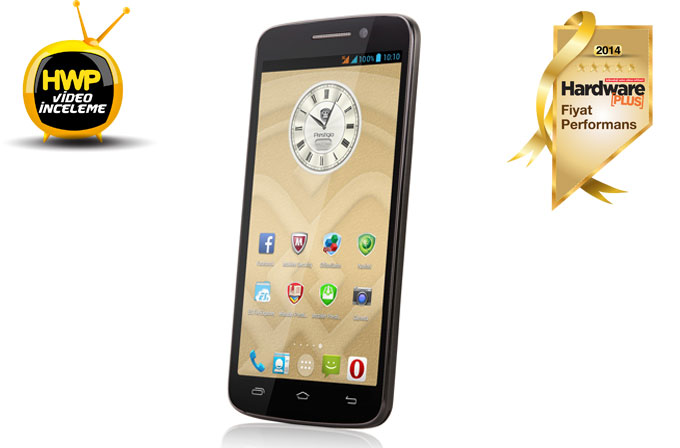 Video İnceleme: Prestigio Multiphone PAD7600 Duo