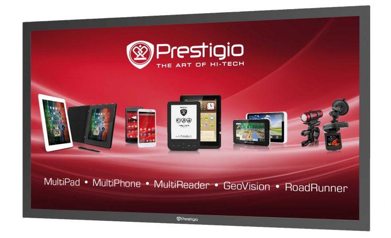 Prestigio ile ekranlar hayat buluyor