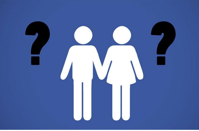 Facebook'tan ilişki durumu için yeni buton