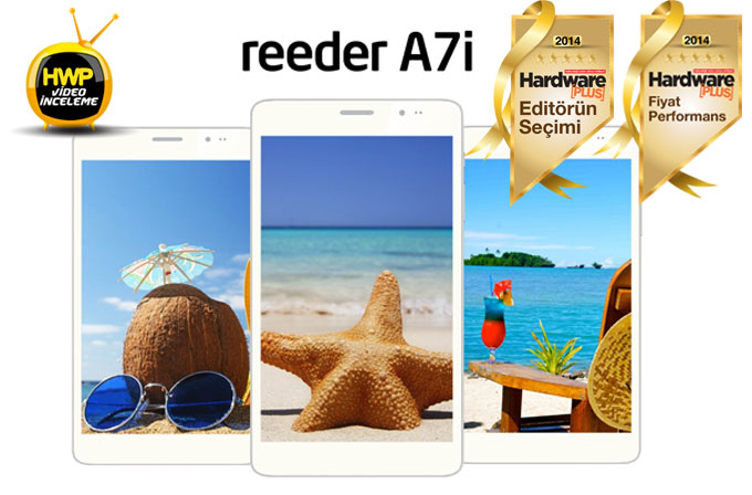 Video İnceleme: Reeder A7i