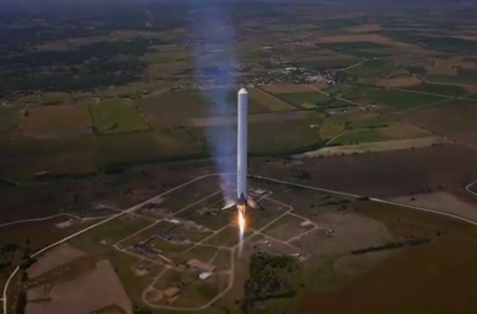 Video: Yeniden kullanılabilir roket yaptılar