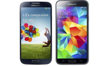 Samsung: Galaxy S5 satışları Galaxy S4'ü geçti