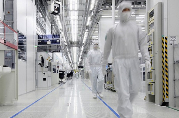 Samsung Çin'de yeni fabrikasını açtı