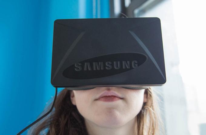 Sanal gerçeklik gözlüğü için Samsung ve Oculus, güçlerini birleştiriyor