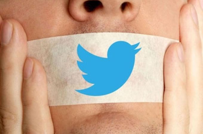 Türkiye'de Tweet'lere sansür var !